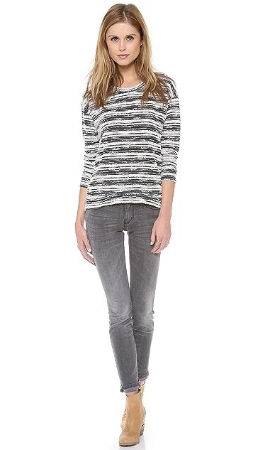 Velvet Sharrona Knit Beach Sweater