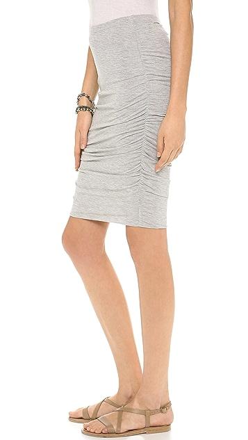 Velvet Kerstie Slinky Skirt