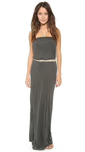 Velvet Tammie Slinky Maxi Dress