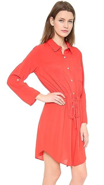 Velvet Lily Aldridge for Velvet Jessie Shirtdress
