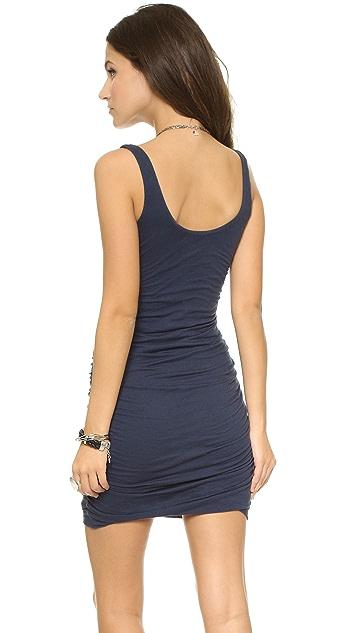 Velvet Tai Scoop Neck Dress