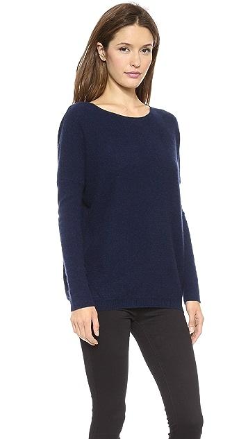Velvet Dolce Cashmere Pullover