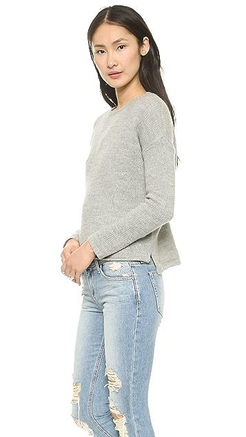 Velvet Giza Boyfriend Sweater