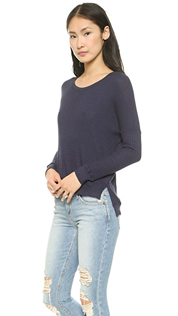 Velvet Regine Thermal Pullover
