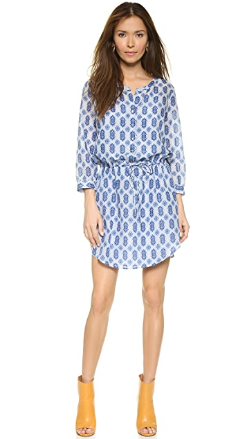 Velvet Zila Printed Dress