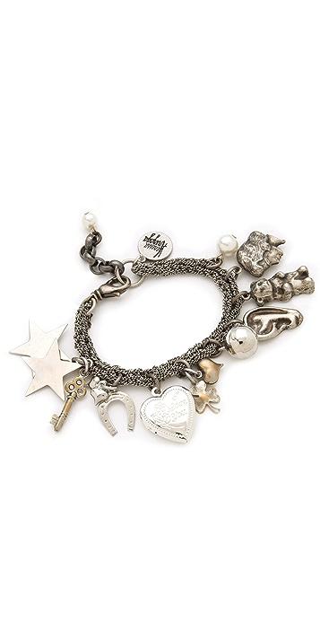 Venessa Arizaga Tinsel Bracelet