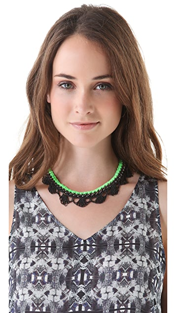 Venessa Arizaga Absinthe Minded Necklace