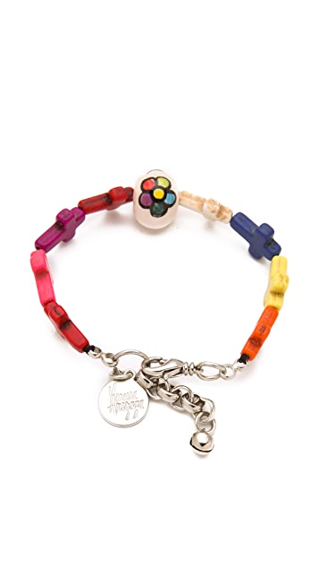 Venessa Arizaga Love Prayers Bracelet