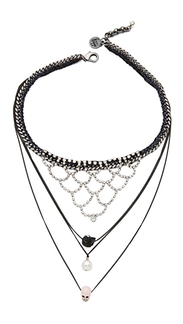 Venessa Arizaga Mischievous Duchess Necklace