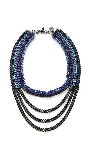 Venessa Arizaga Mexican Night Necklace