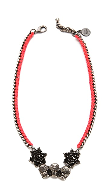 Venessa Arizaga Three Amigos Necklace