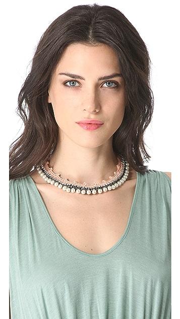 Venessa Arizaga Pretty in Pink Necklace