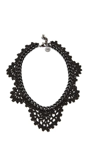 Venessa Arizaga Dancing in the Dark Necklace