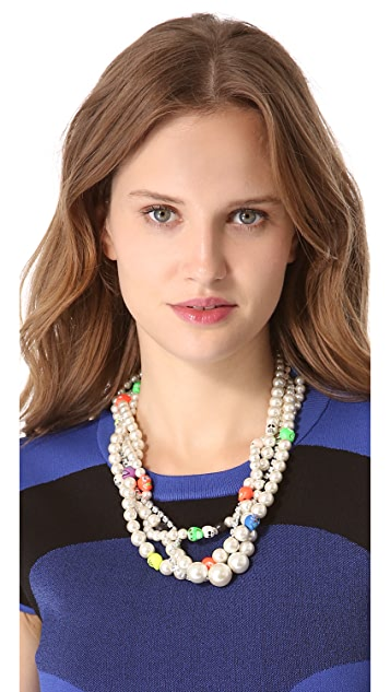 Venessa Arizaga Heart of Glass Necklace