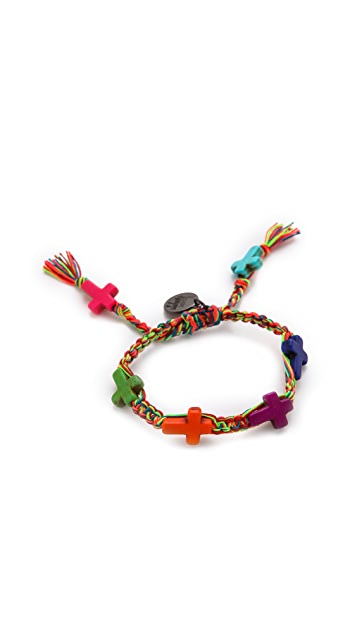 Venessa Arizaga The Crossing Bracelet