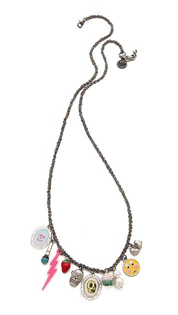 Venessa Arizaga Just My Luck Necklace