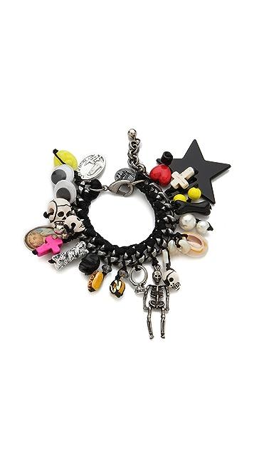 Venessa Arizaga Charmed Memories Bracelet