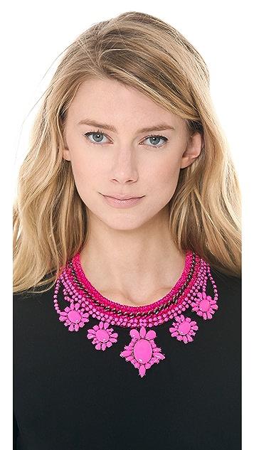 Venessa Arizaga Crazy For You Necklace