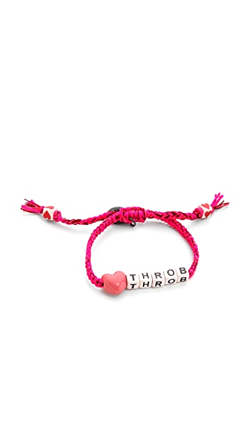 Venessa Arizaga Heartthrob Bracelet
