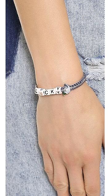 Venessa Arizaga Lucky Ducky Bracelet