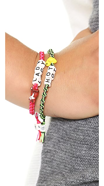 Venessa Arizaga Hot Chick Bracelet