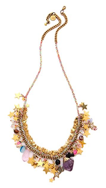 Venessa Arizaga Supernova Necklace