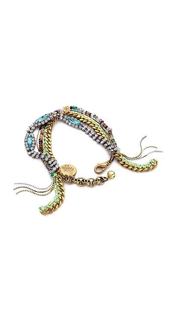 Venessa Arizaga Saturn Day Bracelet