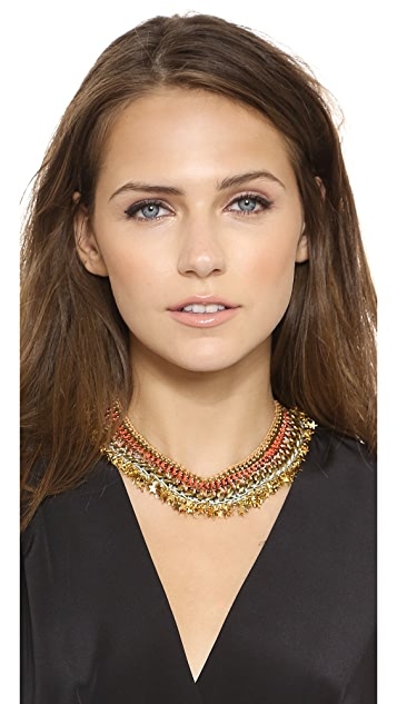 Venessa Arizaga Cosmic Dust Necklace