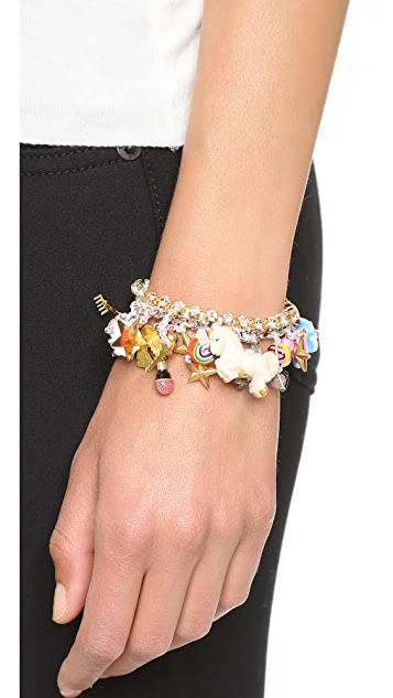 Venessa Arizaga Unicorn Dreams Bracelet