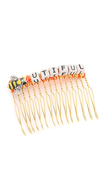Venessa Arizaga Bee-utiful Hair Comb