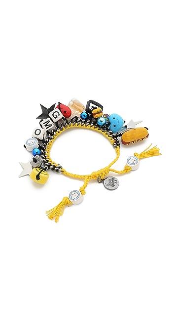 Venessa Arizaga Mira Mikati All Star Bracelet