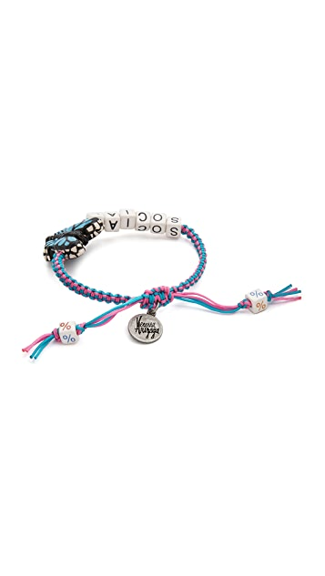 Venessa Arizaga Social Butterfly Bracelet