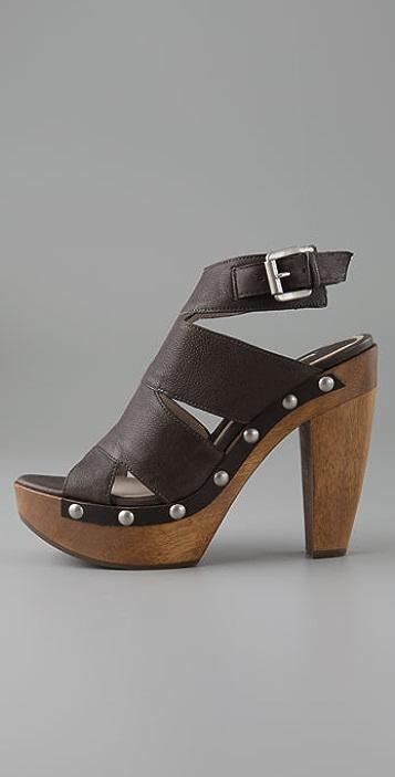 Vera Wang Georgia High Heel Sandals