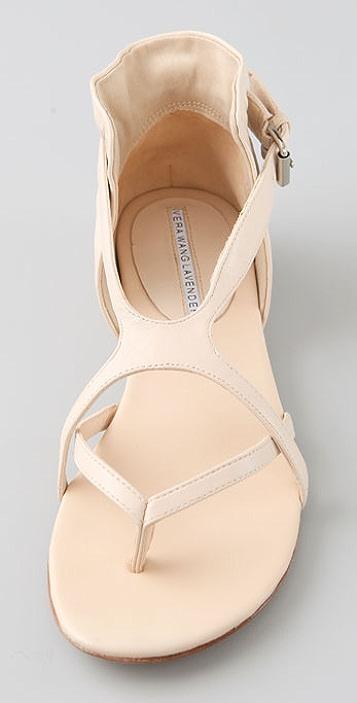 Vera Wang Nita Flat Thong Sandals