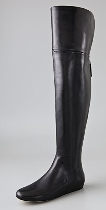 Vera Wang Larissa Over The Knee Boots