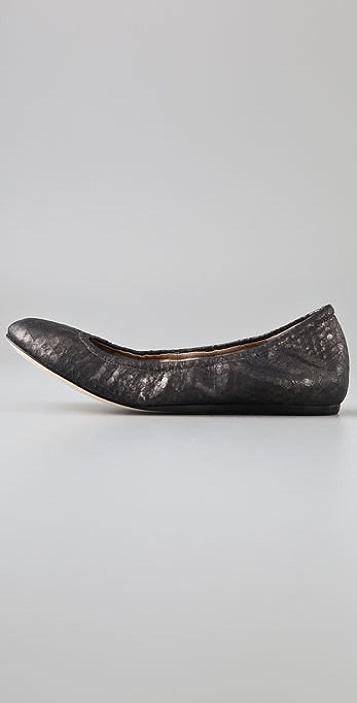 Vera Wang Lillian Ballet Flats