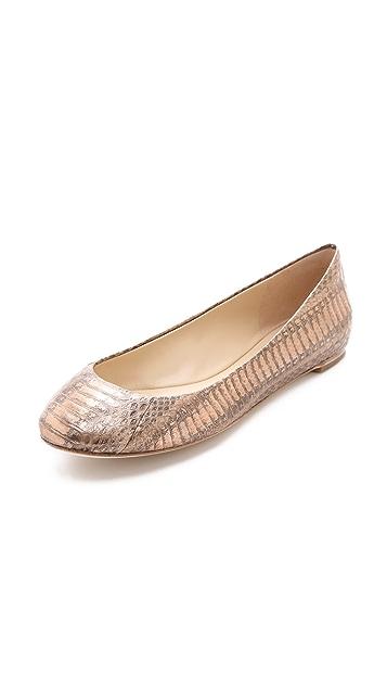 Vera Wang Lara Ballet Flats