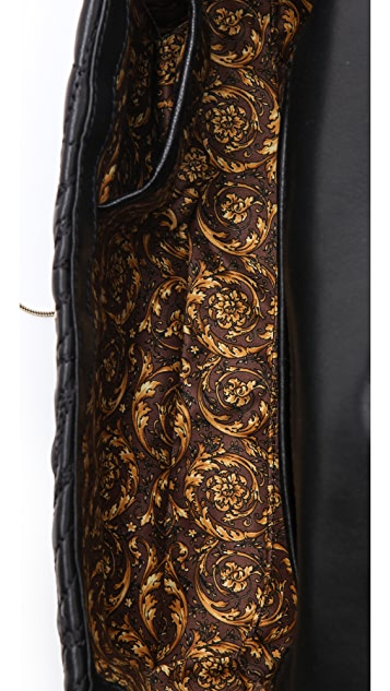 Versace Vanitas Quilted Shoulder Bag