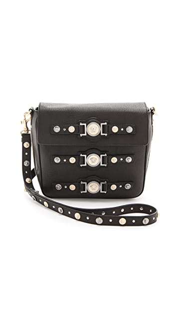 Versace Medusa Studded Bag