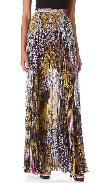 Versace Maxi Skirt