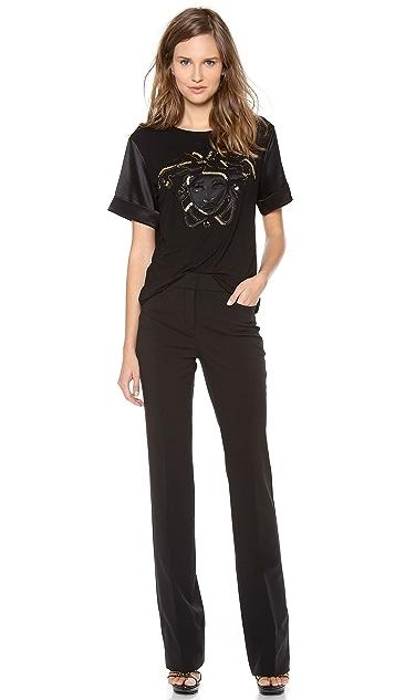 Versace Short Sleeve Top