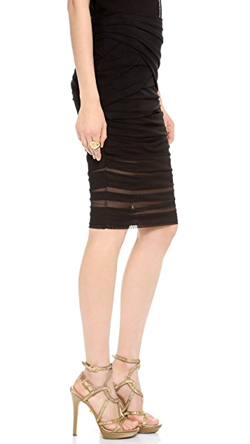 Versace Pencil Skirt
