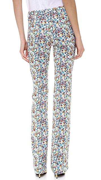 Versace Printed Pants