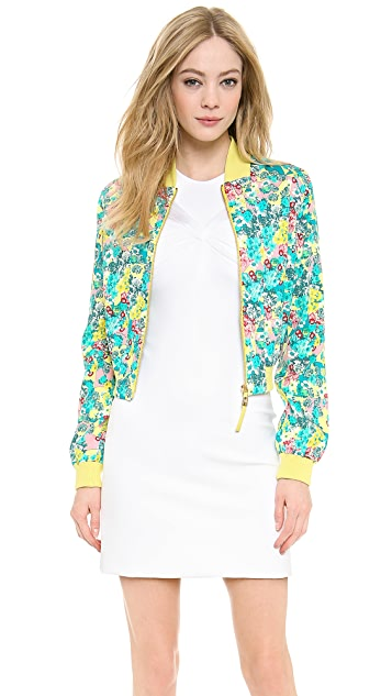 Versace Printed Jacket