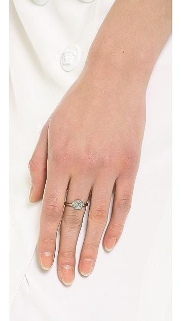 Versace Small Medusa Head Ring