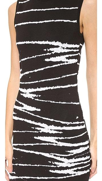 Versace Sleeveless Knit Dress
