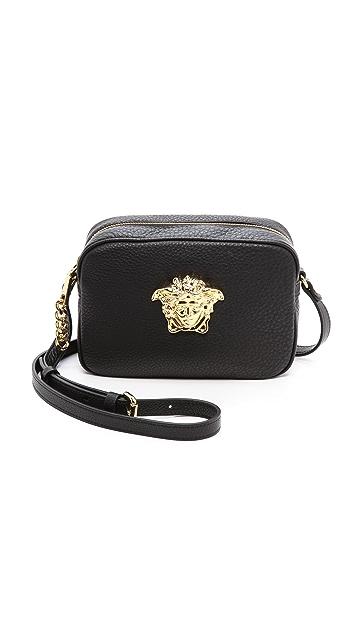 676fbeab5d Versace Leather Cross Body Bag