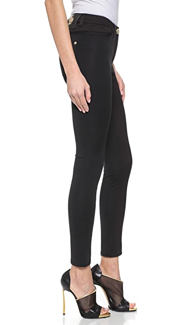 Versace Black Pants