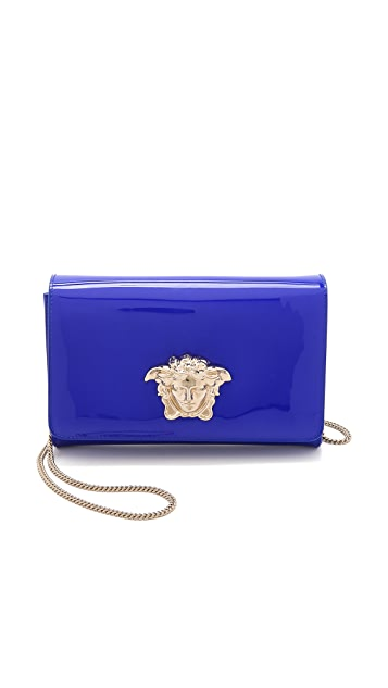 092a98757913 Versace Patent Leather Bag