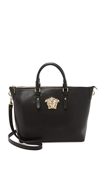 Versace Leather Tote